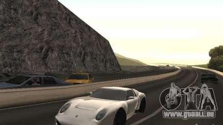 Lamborghini Miura LP670 pour GTA San Andreas
