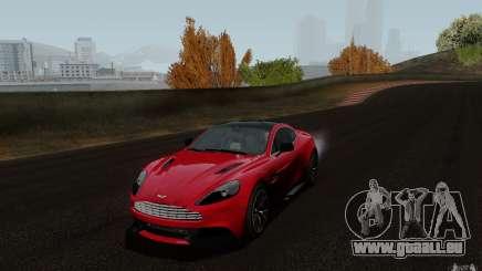 Aston Martin Vanquish 2012 für GTA San Andreas