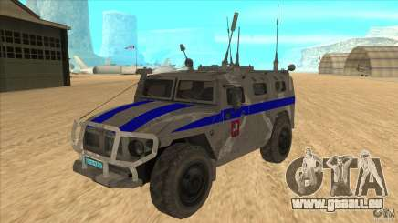 GAS-23034 SPM-1 Tiger für GTA San Andreas