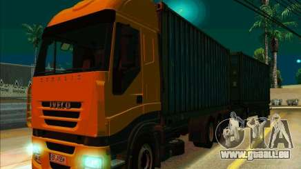 Iveco Stralis pour GTA San Andreas