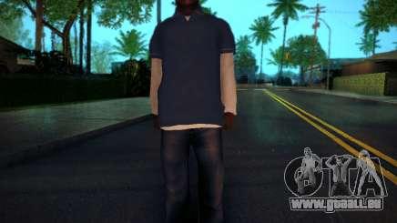 Franklin pour GTA San Andreas