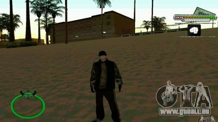 Bomje & Gop pour GTA San Andreas