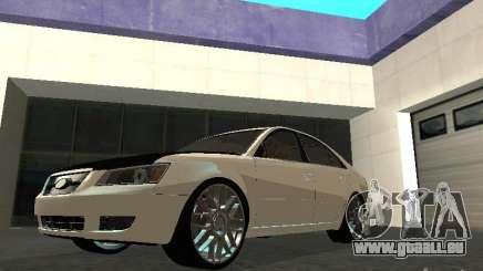 Hyundai Sonata 2008 pour GTA San Andreas