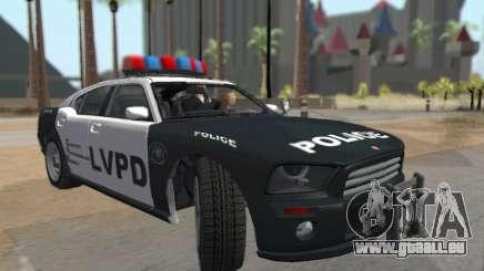GTA 4 TBoGT chez Buffalo pour GTA San Andreas