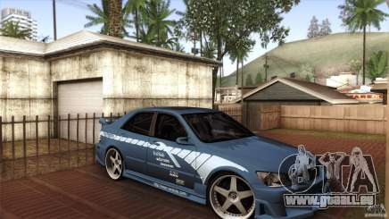 Lexus IS 300 Veilside für GTA San Andreas