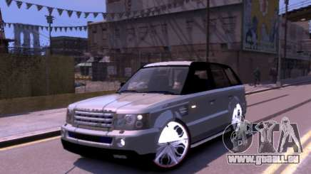 Range Rover DUB 2.0 für GTA 4