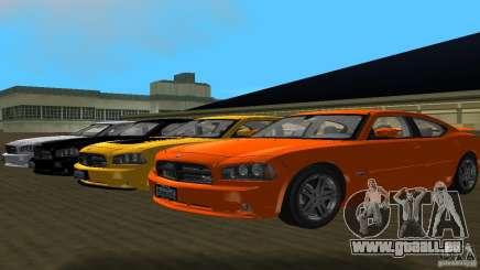 Dodge Charger RT für GTA Vice City