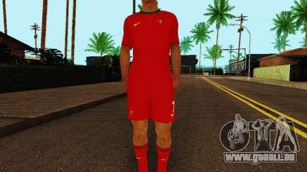 Cristiano Ronaldo-v4 für GTA San Andreas