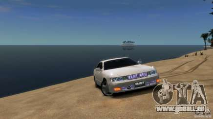 Toyota Chaser x90 pour GTA 4