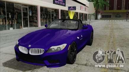 BMW Z4 2011 für GTA San Andreas
