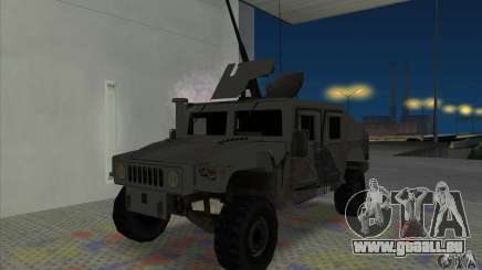 Humvee of Mexican Army für GTA San Andreas