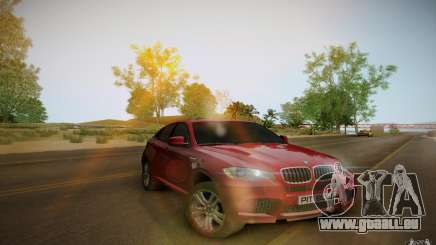 BMW X6 v1.1 für GTA San Andreas