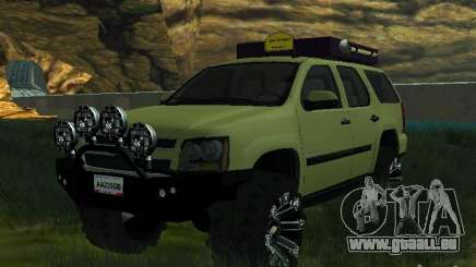 Chevrolet Tahoe Off Road für GTA San Andreas