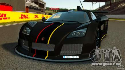 Gumpert Apollo Enraged 2012 pour GTA 4