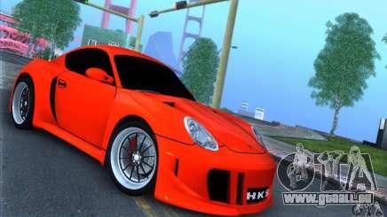 Porsche Cayman S v2 pour GTA San Andreas