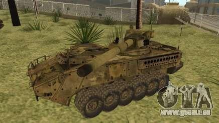BMTV M1128 MGS pour GTA San Andreas