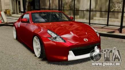 Nissan 370Z 2010 pour GTA 4