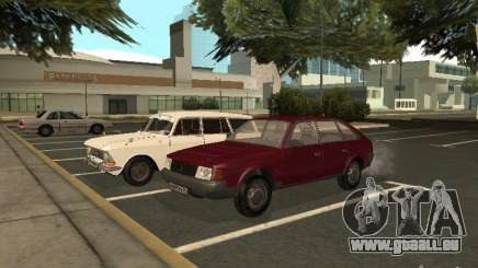 AZLK Moskvich 2141 für GTA San Andreas