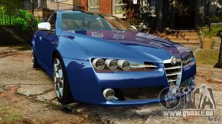 Alfa Romeo 159 TI V6 JTS pour GTA 4