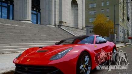 Ferrari F12 Berlinetta 2013 für GTA 4
