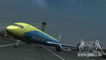 Boeing 767-300 AeroSvit Ukrainian Airlines pour GTA San Andreas