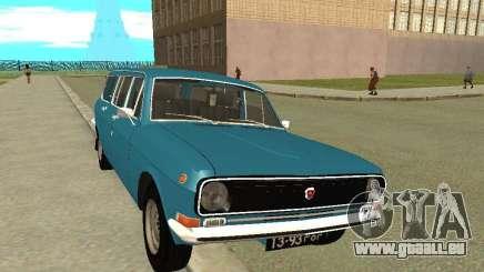 GAZ Volga 24-12 für GTA San Andreas