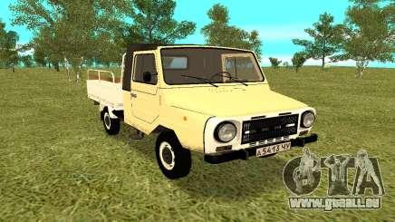 LuAZ 13021 pour GTA San Andreas