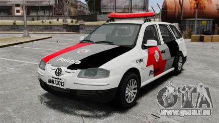 Volkswagen Parati G4 PMESP ELS für GTA 4
