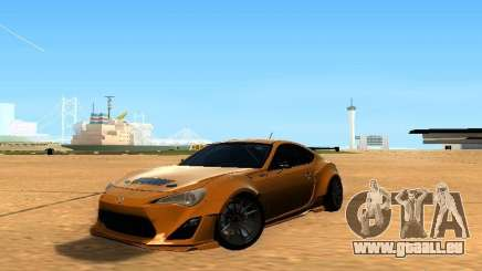 Toyota FT86 Rocket Bunny V2 für GTA San Andreas