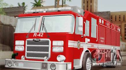 Pierce Contender LAFD Rescue 42 pour GTA San Andreas