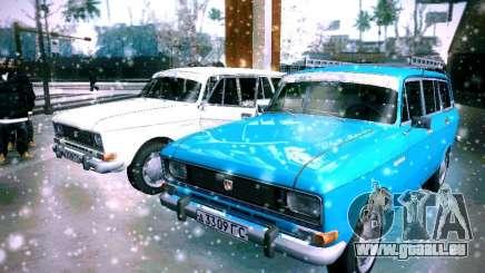 AZLK 2140 für GTA San Andreas