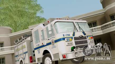 Pierce Pumpers. B.C.F.D. FIRE-EMS pour GTA San Andreas