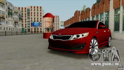 KIA Optima pour GTA San Andreas
