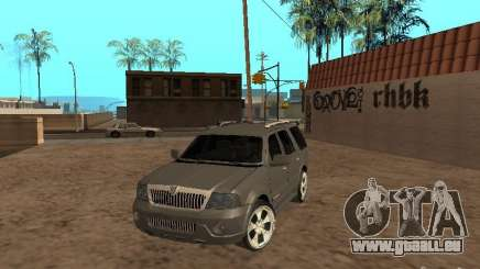 Lincoln Navigator 2004 für GTA San Andreas