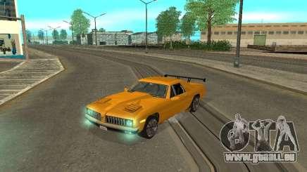 Stallion HD pour GTA San Andreas
