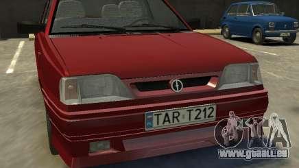 FSO Polonez Caro pour GTA 4