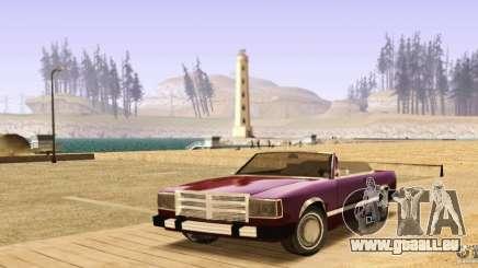 Feltzer HD v2 pour GTA San Andreas