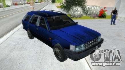 Nissan Bluebird Wagon pour GTA San Andreas