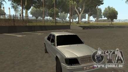 Mercedes-Benz E420 AMG für GTA San Andreas