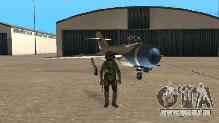 Pilot für GTA San Andreas