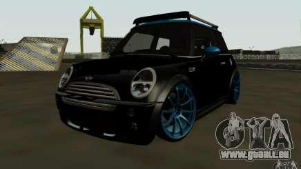 Mini Cooper S Tuned pour GTA San Andreas
