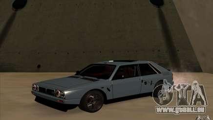 Lancia Delta Integrale pour GTA San Andreas