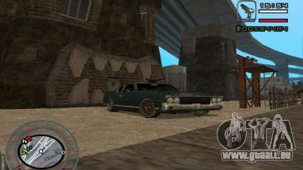 New Sabre pour GTA San Andreas