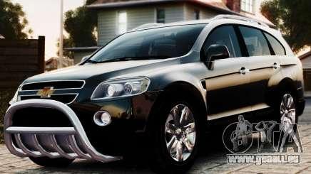 Chevrolet Captiva 2010 pour GTA 4