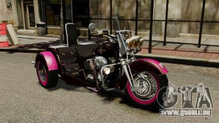 Harley-Davidson Trike pour GTA 4