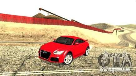 Audi TT-RS Coupe 2011 v.2.0 für GTA San Andreas