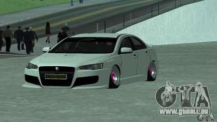 Proton Inspira Camber Edition für GTA San Andreas