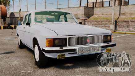 GAZ-3102-v2 für GTA 4
