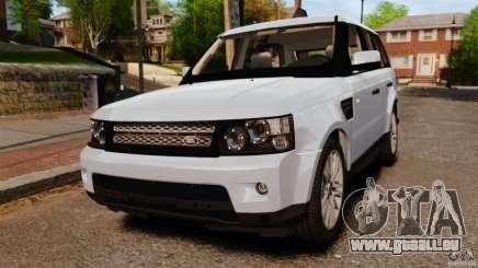 Land Rover Range Rover Sport Supercharged 2010 für GTA 4