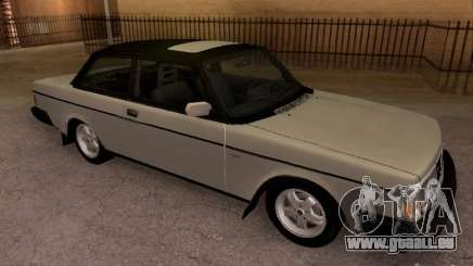 Volvo 242 Turbo für GTA San Andreas